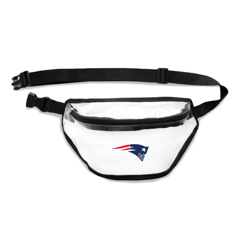 New England Patriots Clear Fanny Pack