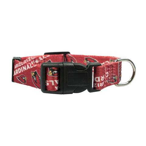 Arizona Cardinals Pet Team Collar