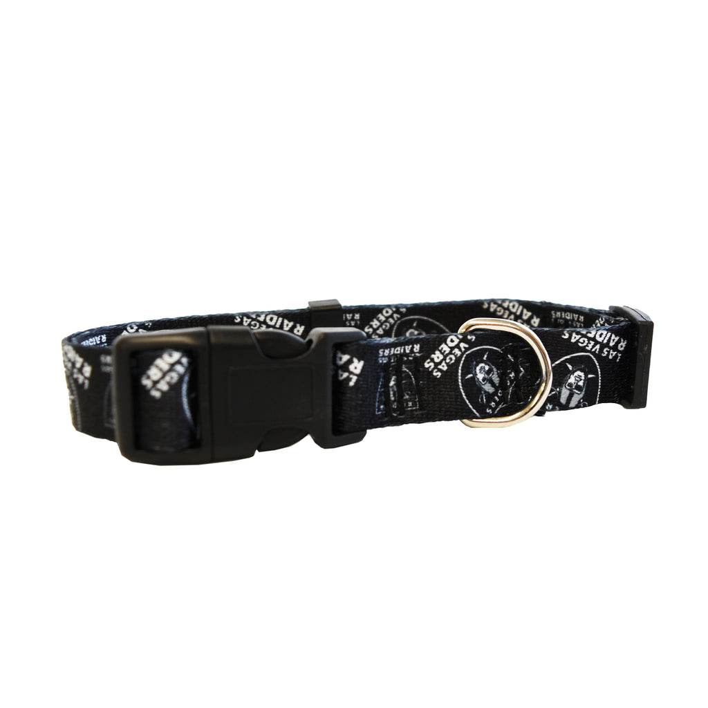 Las Vegas Raiders Pet Team Collar