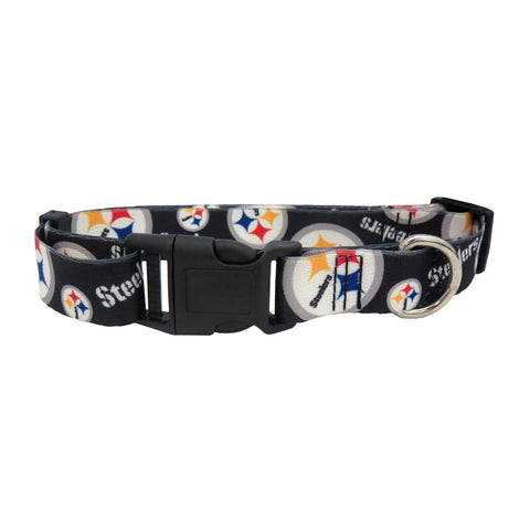 Pittsburgh Steelers Pet Team Collar
