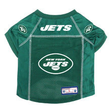 Load image into Gallery viewer, New York Jets Pet Jersey