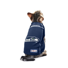 Load image into Gallery viewer, Seattle Seahawks Pet Jersey
