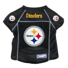 Load image into Gallery viewer, Pittsburgh Steelers Pet Jersey