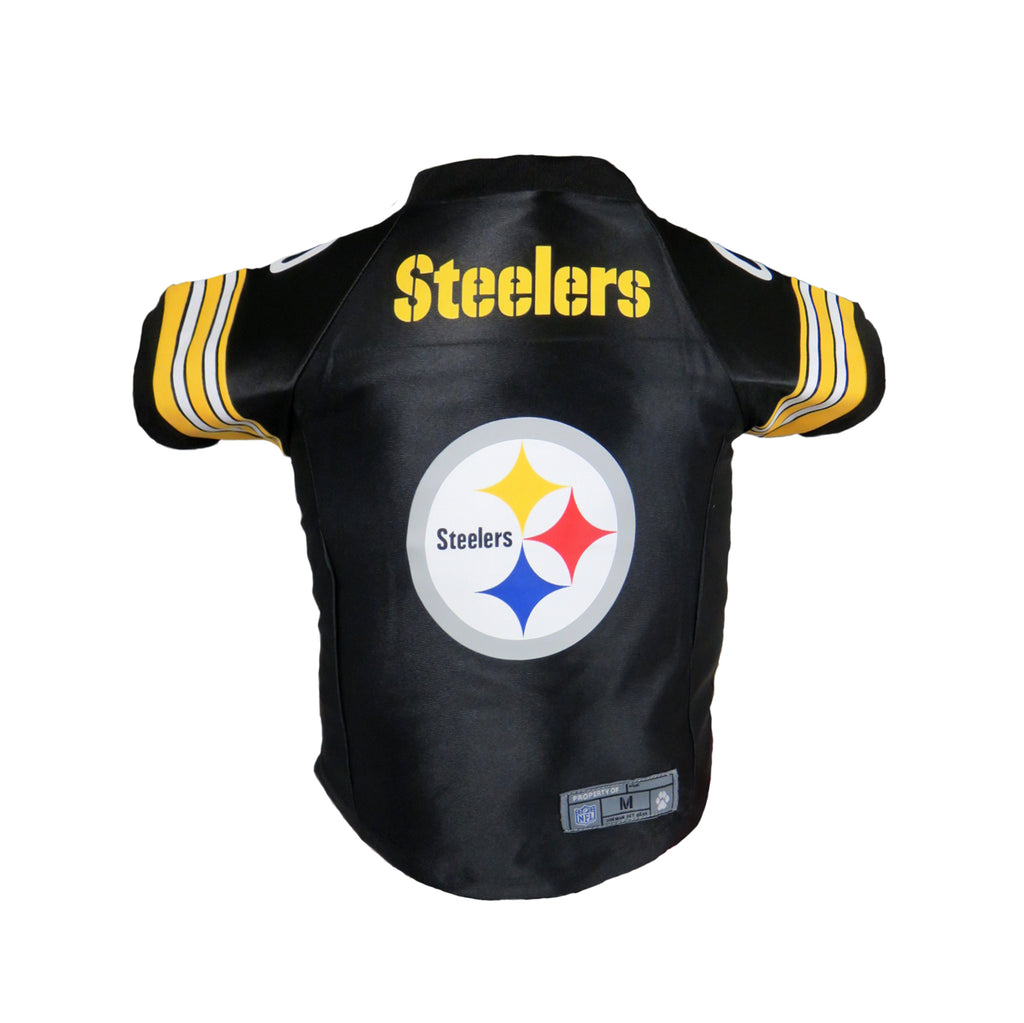 Pittsburgh Steelers Pet Premium Jersey