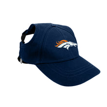 Load image into Gallery viewer, Denver Broncos Pet Baseball Hat