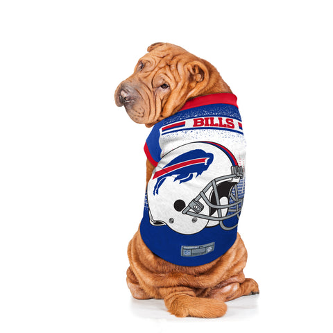 Buffalo Bills Pet Performance Tee Shirt