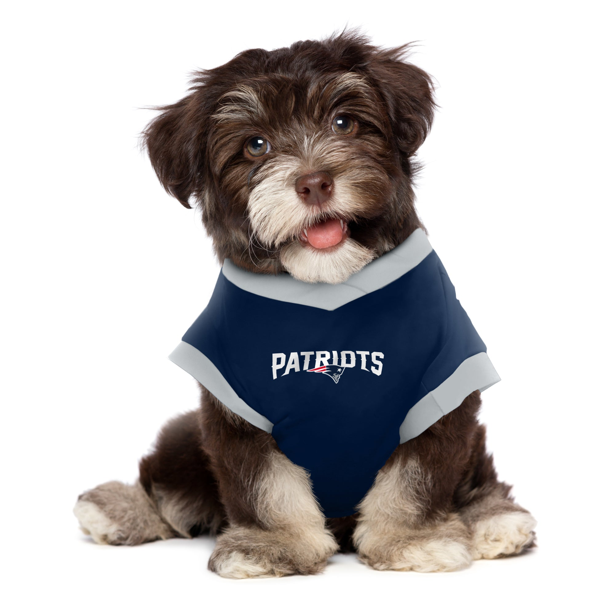 Patriots Hoodie For Dogs 769365f79