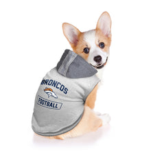 Load image into Gallery viewer, Denver Broncos Pet Hooded Crewneck Type