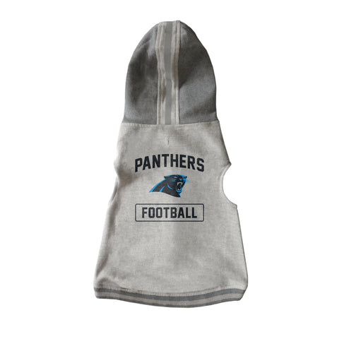 Carolina Panthers Pet Hooded Crewneck Type