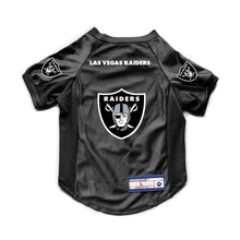 Load image into Gallery viewer, Las Vegas Raiders Pet Stretch Jersey
