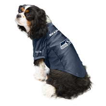 Load image into Gallery viewer, Seattle Seahawks Pet Stretch Jersey