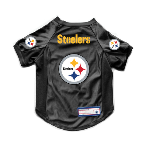 Pittsburgh Steelers Pet Stretch Jersey