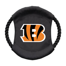 Load image into Gallery viewer, Cincinnati Bengals Team Flying Disc Pet Toy