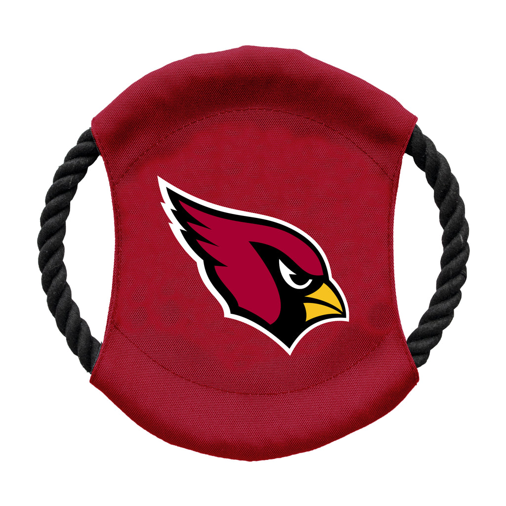 Arizona Cardinals Team Flying Disc Pet Toy