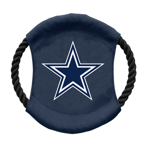 Dallas Cowboys Team Flying Disc Pet Toy