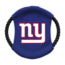 Load image into Gallery viewer, New York Giants Team Flying Disc Pet Toy