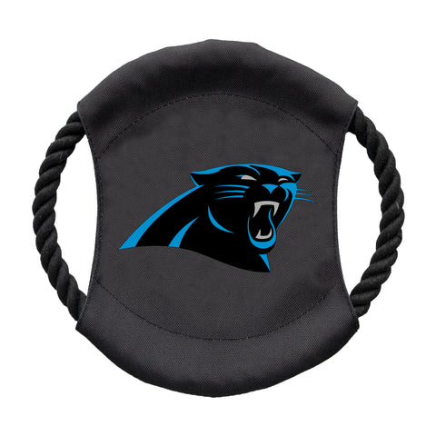 Carolina Panthers Team Flying Disc Pet Toy