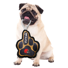 Load image into Gallery viewer, Cleveland Browns Super Fan Pet Toy