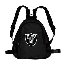 Load image into Gallery viewer, Oakland Raiders Pet Mini Backpack