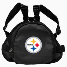 Load image into Gallery viewer, Pittsburgh Steelers Pet Mini Backpack