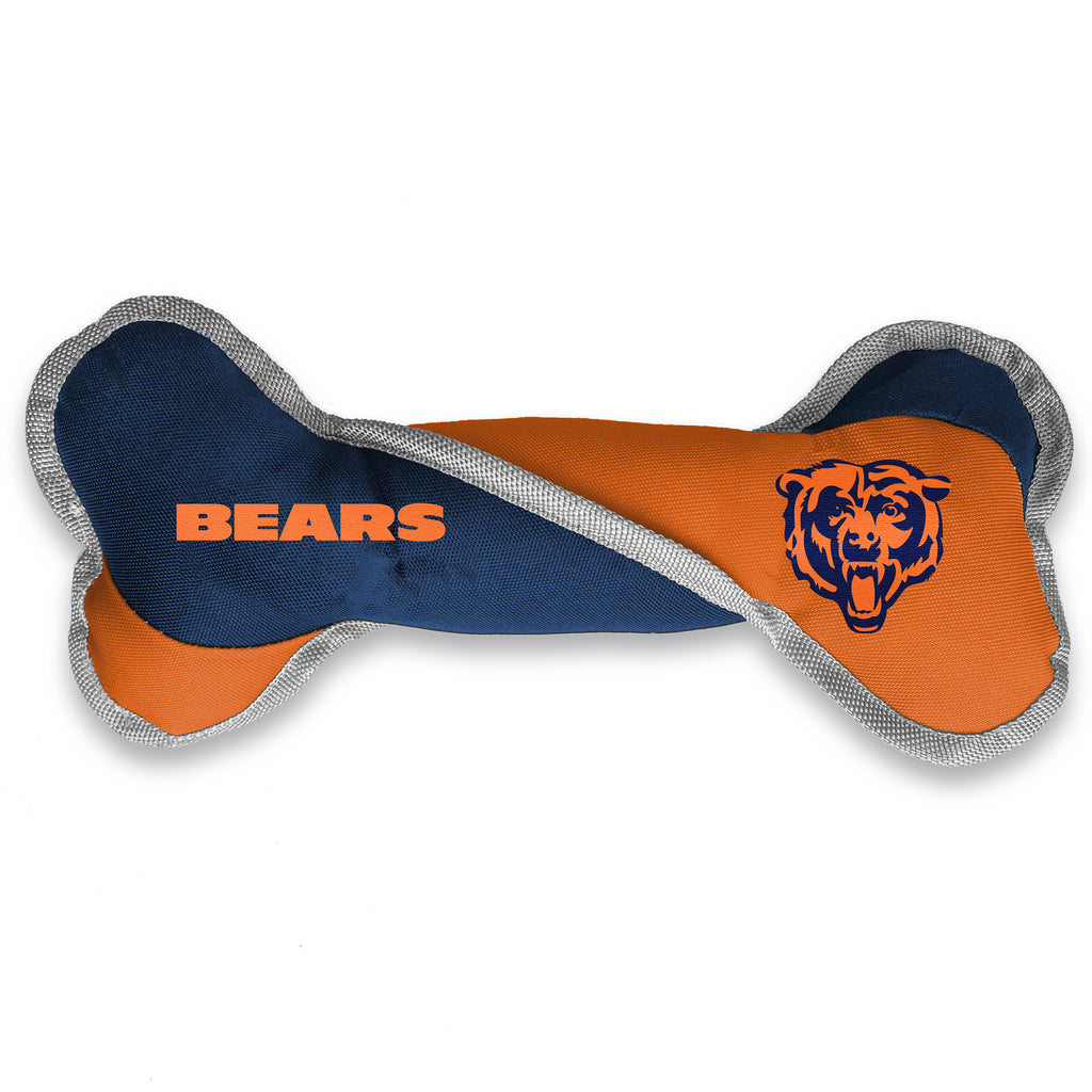 Chicago Bears Pet Tug Bone
