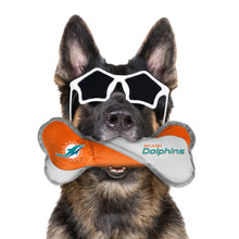 Load image into Gallery viewer, Miami Dolphins Pet Tug Bone