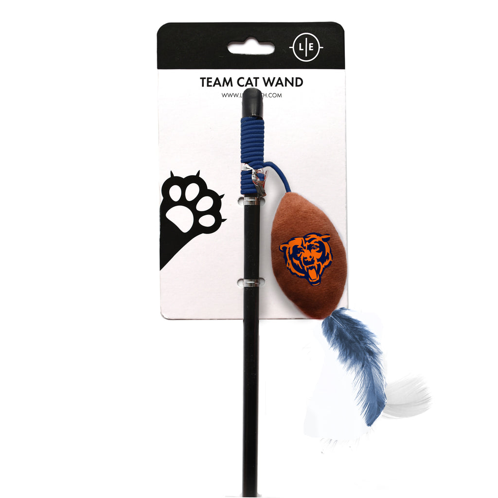 Chicago Bears Cat Wand