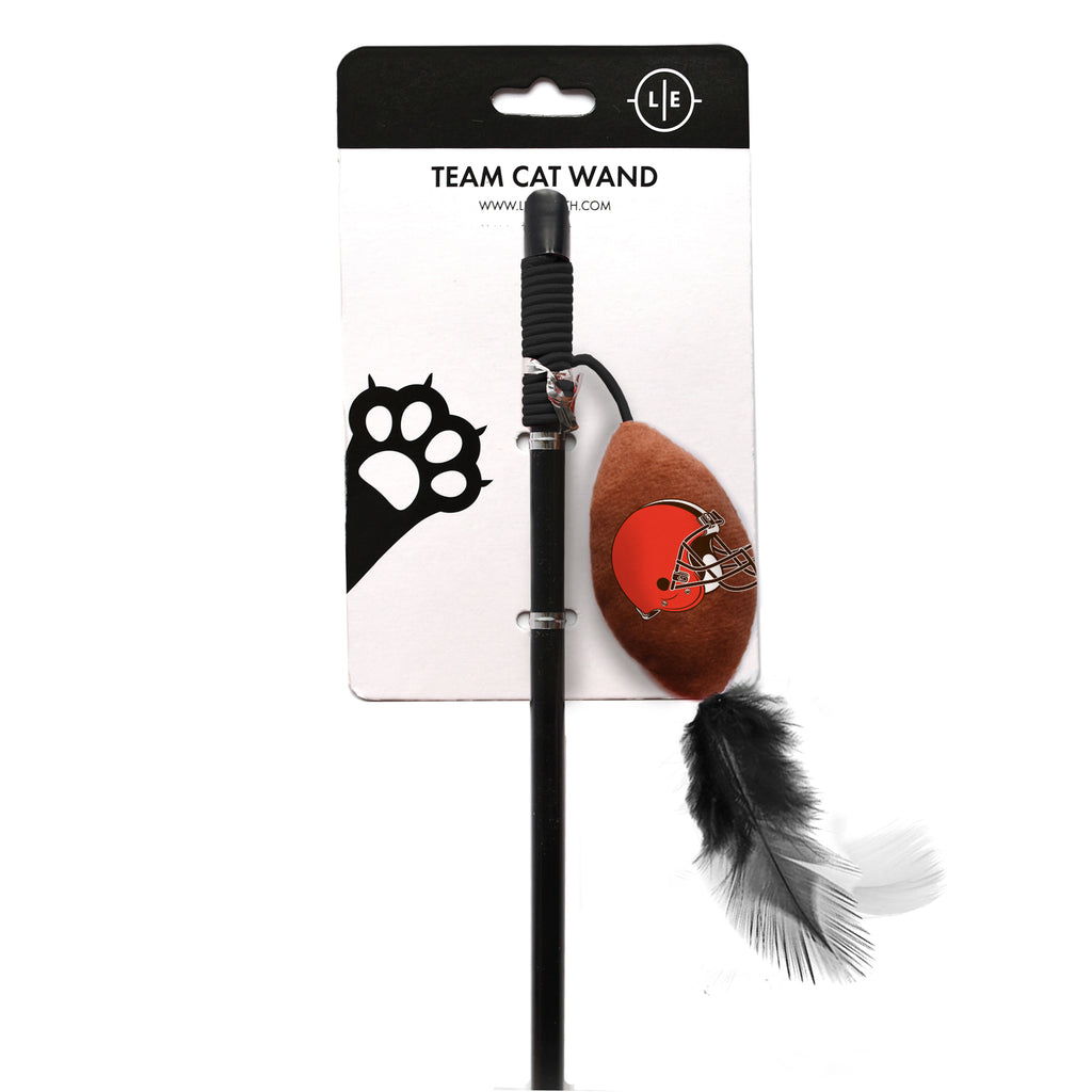 Cleveland Browns Cat Wand