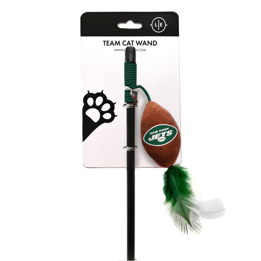 New York Jets Cat Wand