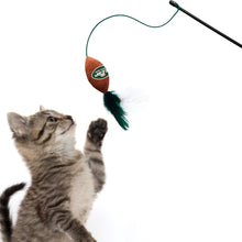 Load image into Gallery viewer, New York Jets Cat Wand