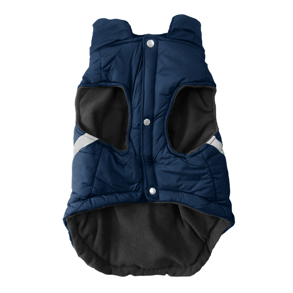 Seattle Seahawks Pet Puffer Vest