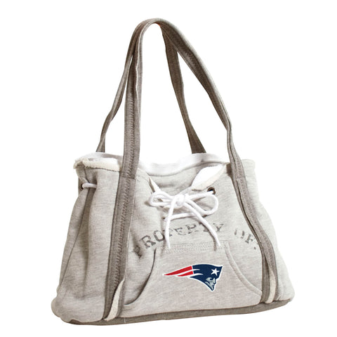 New England Patriots Hoodie Purse - Patch Logo