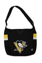 Load image into Gallery viewer, Pittsburgh Penguins Team Jersey Tote