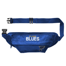 Load image into Gallery viewer, St. Louis Blues Large Fanny Pack
