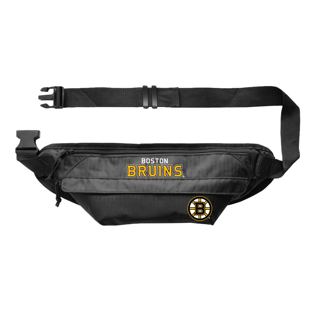 Boston Bruins Large Fanny Pack