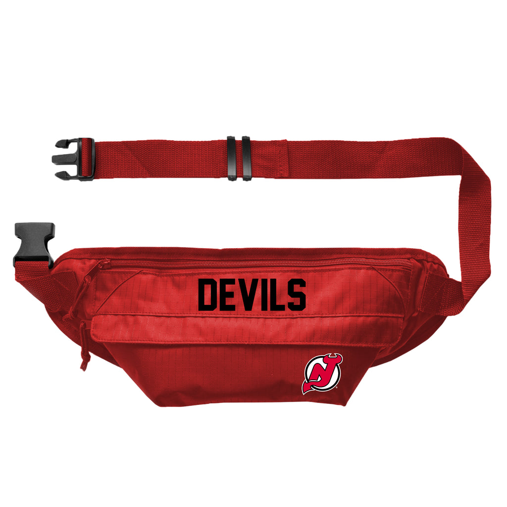 New Jersey Devils Large Fanny Pack