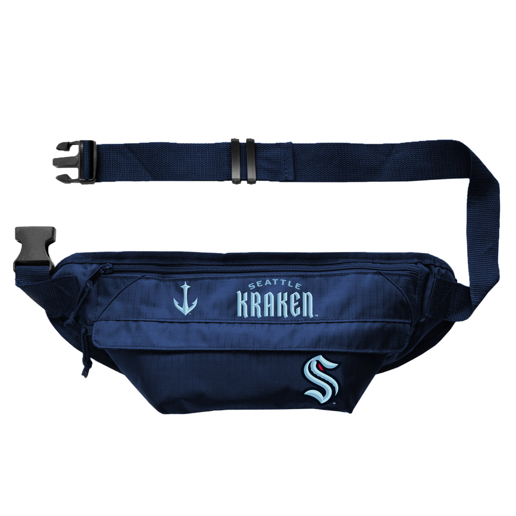 Seattle Kraken Large Fanny Pack