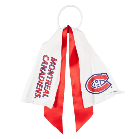 Montreal Canadiens Ponytail Holder