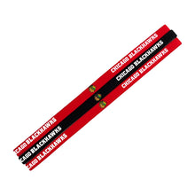 Load image into Gallery viewer, Chicago Blackhawks Elastic Headband