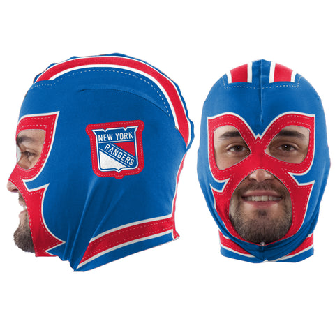 New York Rangers Fan Mask