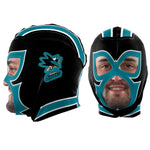 San Jose Sharks Fan Mask