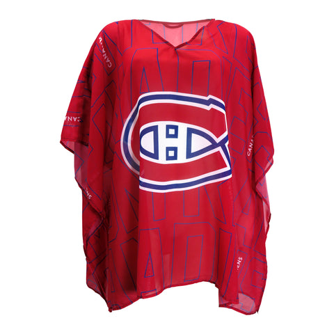 Montreal Canadiens Caftan Trace