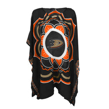 Load image into Gallery viewer, Anaheim Ducks Caftan Flower