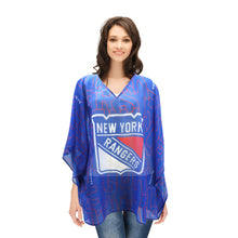 Load image into Gallery viewer, New York Rangers Caftan Trace