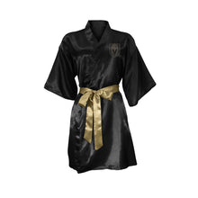 Load image into Gallery viewer, Vegas Golden Knights Satin Kimono