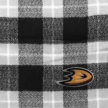 Load image into Gallery viewer, Anaheim Ducks Plaid Blanket Scarf