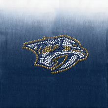 Load image into Gallery viewer, Nashville Predators Dip Dye Poncho