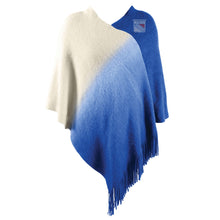 Load image into Gallery viewer, New York Rangers Dip Dye Poncho