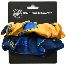 Load image into Gallery viewer, St. Louis Blues Dual Hair Twist