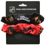 Chicago Blackhawks Dual Hair Twist